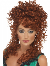 Wild West Saloon Girl Wig